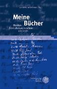 Cover-Bild zu Häfner, Ralph (Hrsg.): Meine Bücher