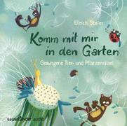 Cover-Bild zu Steier, Ulrich (Gespielt): Komm mit mir in den Garten