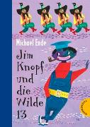 Cover-Bild zu Ende, Michael: Jim Knopf: Jim Knopf und die Wilde 13