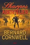 Cover-Bild zu Sharpes Abenteuer von Cornwell, Bernard