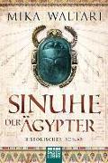 Cover-Bild zu Sinuhe der Ägypter von Waltari, Mika