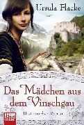 Cover-Bild zu Das Mädchen aus dem Vinschgau von Flacke, Ursula