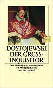 Cover-Bild zu Der Grossinquisitor von Dostojewski, Fjodor Michailowitsch