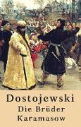 Cover-Bild zu Die Brüder Karamasow (eBook) von Dostojewski, Fjodor