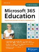 Cover-Bild zu Microsoft 365 Education (eBook) von Malter, Stefan