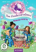 Cover-Bild zu Ennis-Hill, Jessica: Das Zauberarmband - Kobold-Alarm (eBook)