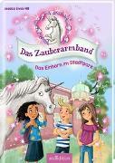 Cover-Bild zu Ennis-Hill, Jessica: Das Zauberarmband - Das Einhorn im Stadtpark