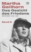 Cover-Bild zu Gellhorn, Martha: Das Gesicht des Friedens