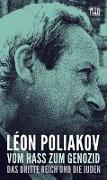 Cover-Bild zu Poliakov, Léon: Vom Hass zum Genozid