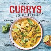 Cover-Bild zu Currys - Die besten Rezepte - mit Fleisch, Fisch, vegetarisch oder vegan. Aus Indien, Thailand, Pakistan, Malaysia und Japan von Guerre, Isabelle