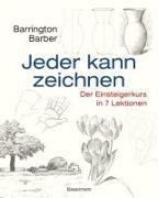 Cover-Bild zu Jeder kann zeichnen von Barber, Barrington