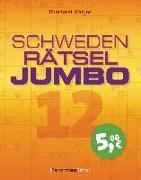 Cover-Bild zu Schwedenrätseljumbo 12 von Krüger, Eberhard