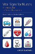 Cover-Bild zu Roberts, Rachel: Vital Signs for Nurses (eBook)