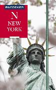 Cover-Bild zu Baedeker Reiseführer New York von Moll, Sebastian