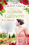 Cover-Bild zu Sahler, Martina: Die englische Gärtnerin - Rote Dahlien (eBook)