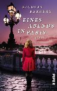 Cover-Bild zu Eines Abends in Paris von Barreau, Nicolas