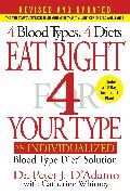 Cover-Bild zu Eat Right 4 Your Type (Revised and Updated) von D'Adamo, Peter J.