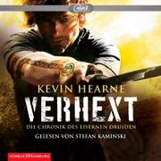 Cover-Bild zu Hearne, Kevin: Verhext (Die Chronik des Eisernen Druiden 2)