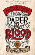Cover-Bild zu Hearne, Kevin: Paper & Blood (eBook)