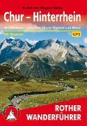 Cover-Bild zu Chur - Hinterrhein von Weiss, Rudolf