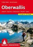 Cover-Bild zu Wallis - Oberwallis von Waeber, Michael