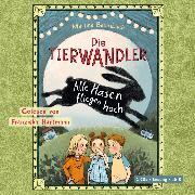 Cover-Bild zu Alle Hasen fliegen hoch (Audio Download) von Baumbach, Martina