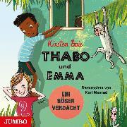 Cover-Bild zu Thabo und Emma. Ein böser Verdacht (Audio Download) von Boie, Kirsten