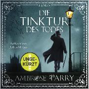 Cover-Bild zu Die Tinktur des Todes (Audio Download) von Parry, Ambrose