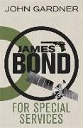 Cover-Bild zu For Special Services von Gardner, John