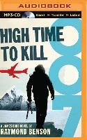 Cover-Bild zu High Time to Kill von Benson, Raymond