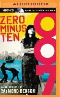 Cover-Bild zu Zero Minus Ten von Benson, Raymond