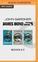Cover-Bild zu JOHN GARDNER - JAMES BOND S 3M von Gardner, John