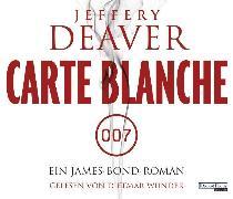 Cover-Bild zu Carte Blanche (Audio Download) von Deaver, Jeffery