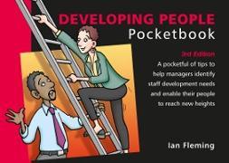 Cover-Bild zu Developing People Pocketbook (eBook) von Fleming, Ian
