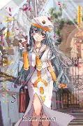 Cover-Bild zu Kozue Amano: Aria: The Masterpiece, Volume 5