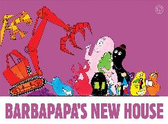 Cover-Bild zu Tison, Annette: Barbapapa's New House