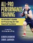 Cover-Bild zu Landow, Loren: All-Pro Performance Training