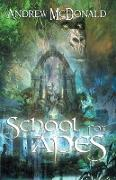 Cover-Bild zu School For Apes von Mcdonald, Andrew