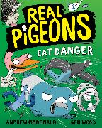 Cover-Bild zu Real Pigeons Eat Danger (Book 2) von McDonald, Andrew