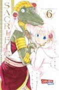Cover-Bild zu Tomofuji, Yu: Sacrifice to the King of Beasts 6