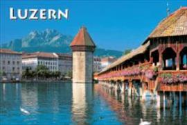 Cover-Bild zu 2213; Magnet Kapellbrücke