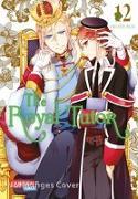 Cover-Bild zu Akai, Higasa: The Royal Tutor 12