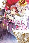 Cover-Bild zu Higasa Akai: The Royal Tutor, Vol. 9