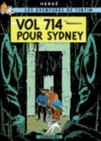 Cover-Bild zu Herge: Les aventures de Tintin. Vol 714 pour Sydney