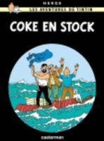 Cover-Bild zu Herge: Coke en stock