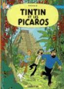 Cover-Bild zu Herge: Les Aventures de Tintin 23. Tintin et les picaros