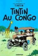 Cover-Bild zu Herge: Les Aventures de Tintin 02. Tintin au Congo