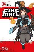 Cover-Bild zu Ohkubo, Atsushi: Fire Force 4