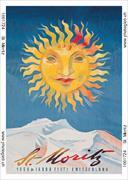 Cover-Bild zu 1724; Magnet St. Moritz (2009)