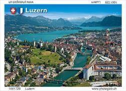 Cover-Bild zu 1729; Magnet Luzern (26696)